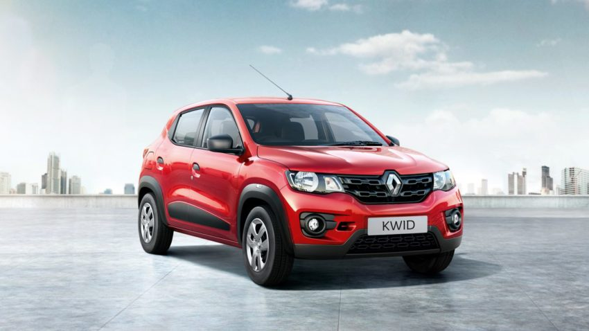 Renault Kwid Got Zero Stars in ASEAN NCAP Crash Test 1