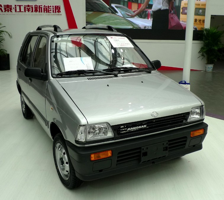 Meet the Chinese Mehran- Brand New For Just 2.5 lacs in China 13