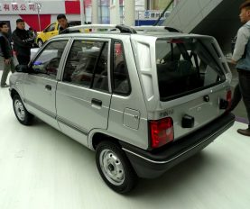 Meet the Chinese Mehran- Brand New For Just 2.5 lacs in China 4