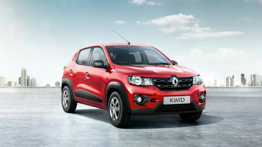 Renault Offering 4 Years/ 100,000 Km Warranty with Kwid in India 1