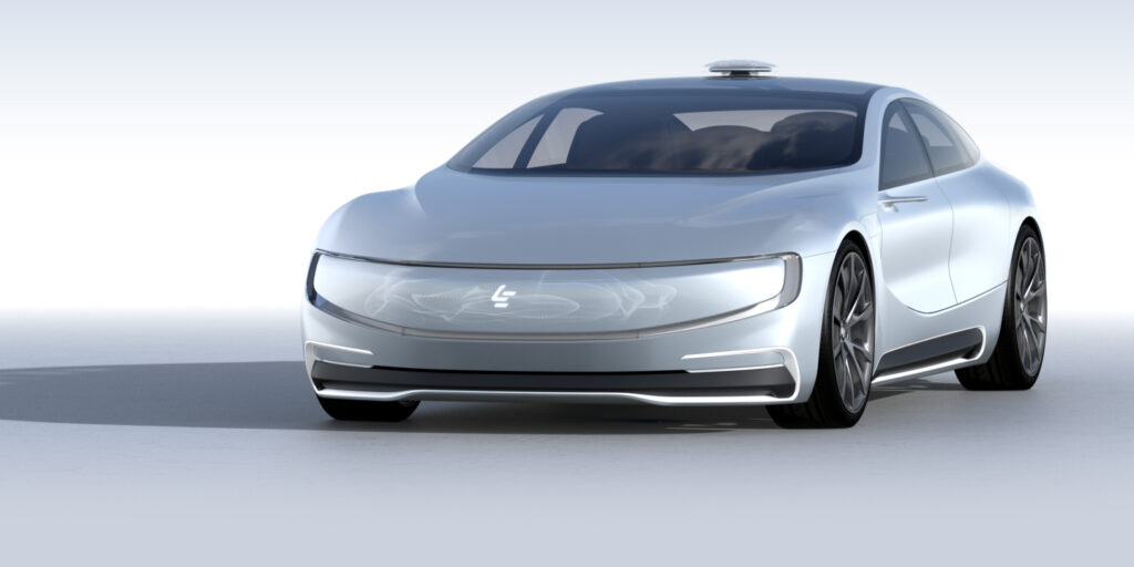 LeSee From China- The Tesla Rival In The Making 1