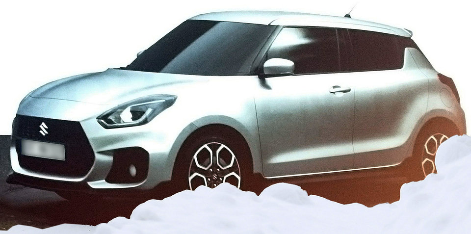 The All New Swift Is About To Hit Global Markets 5