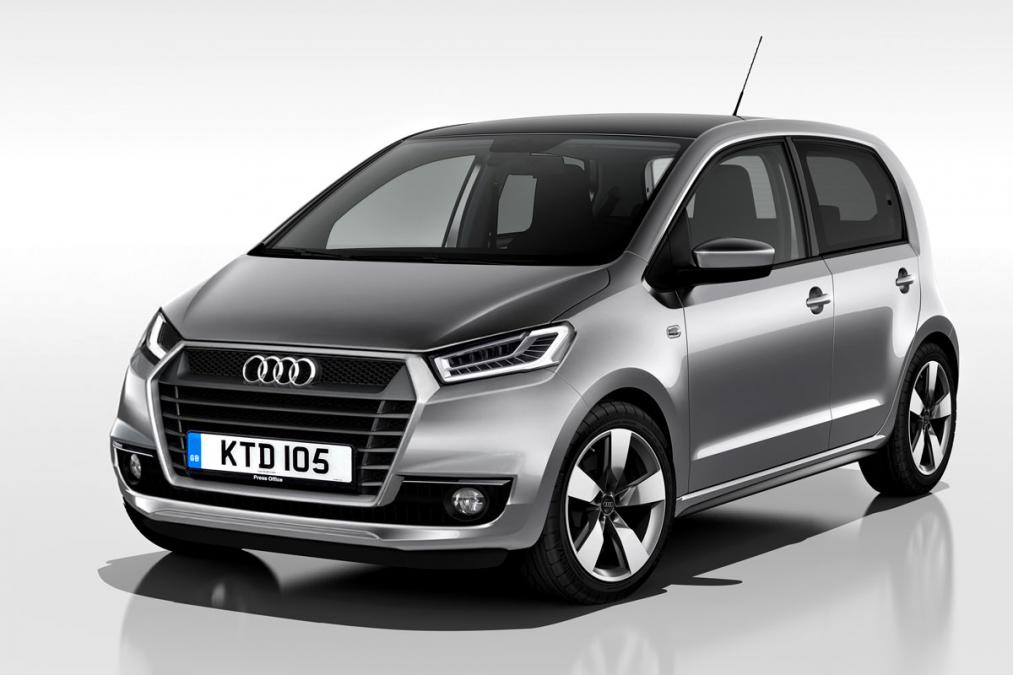 Audi Developing A New Supermini 1