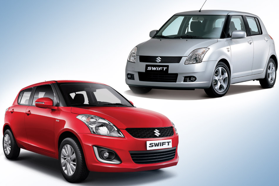 Pak Suzuki Swift Versus The One Across The Border 5