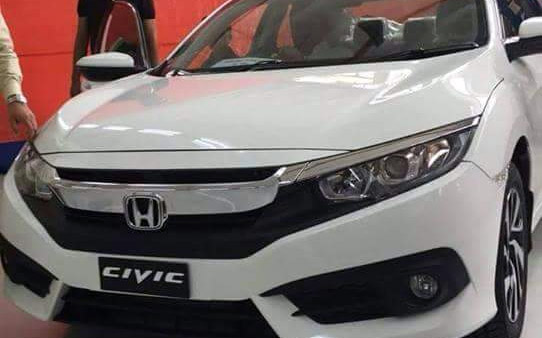 Civic 2016 Leaked Pictures- Official Launch Expected Soon 1
