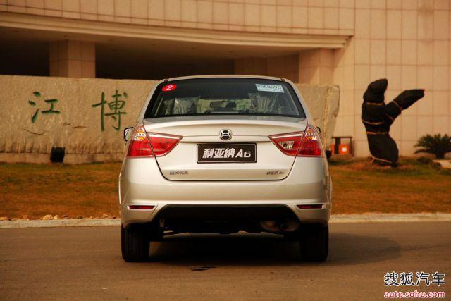 Suzuki Liana Is Still Alive In China.. 4