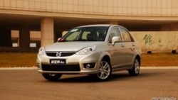 Suzuki Liana Is Still Alive In China.. 1