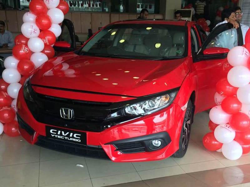Honda Civic 2016- First Impression 1