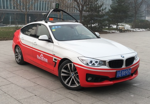China's Internet Giant Baidu To Mass Produce Driverless Cars 2