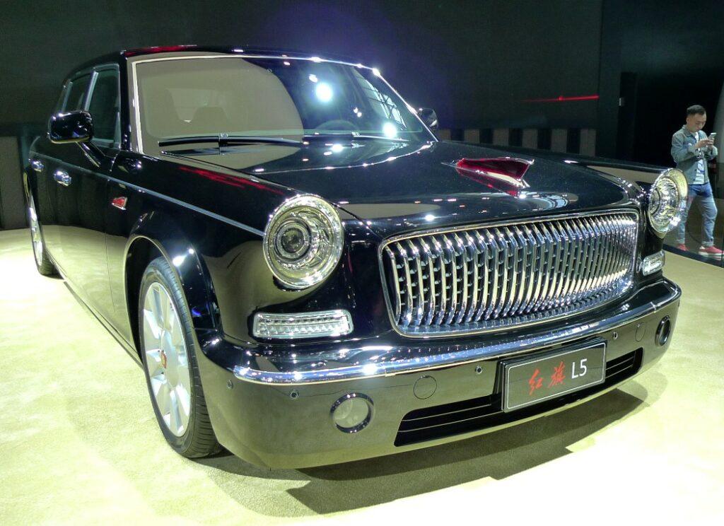 The Hongqi L5- China's Most Expensive Car 2