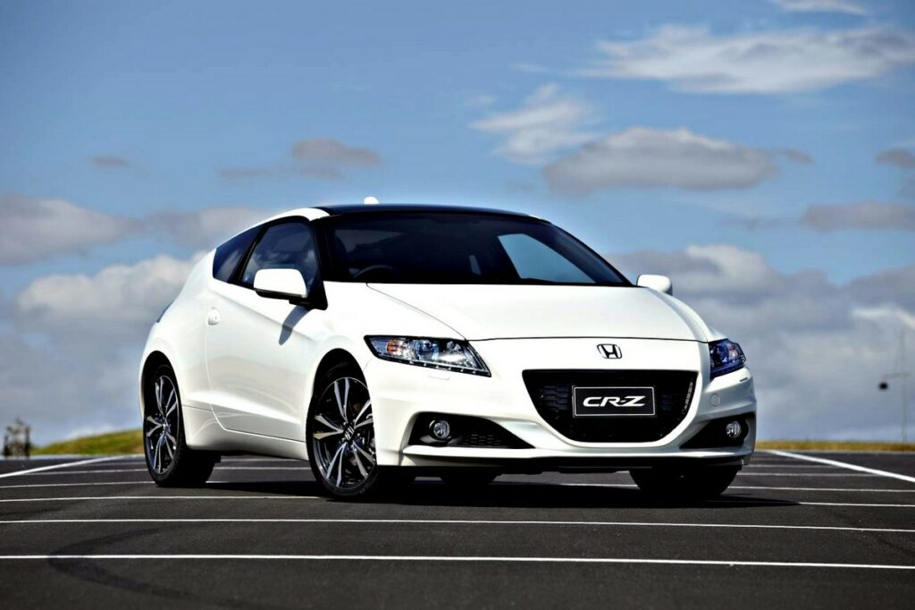 Honda To Kill CR-Z Hybrid 6