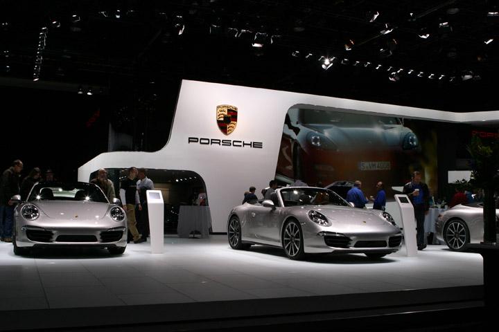 Porsche To Skip 2017 Detroit Auto Show 11