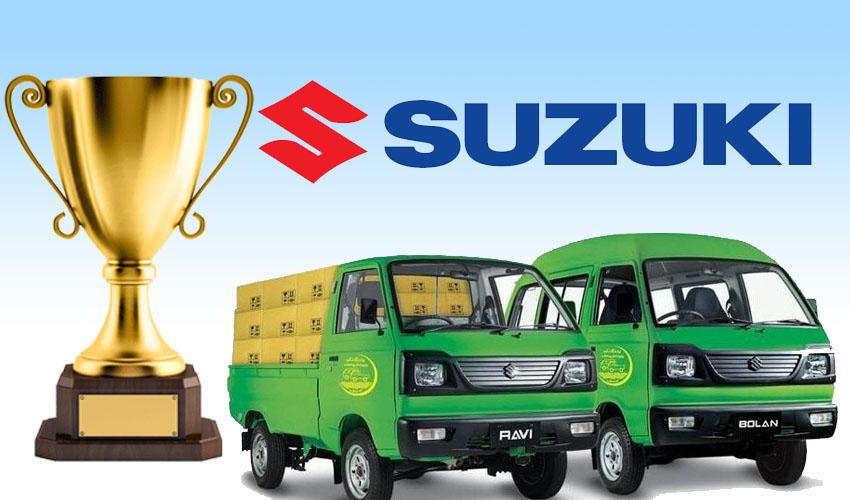 Pak Suzuki Gets The Highest Award From Suzuki Japan 1