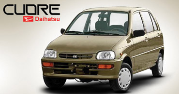 Should IMC Re-Introduce Daihatsu Cuore in Pakistan? 4