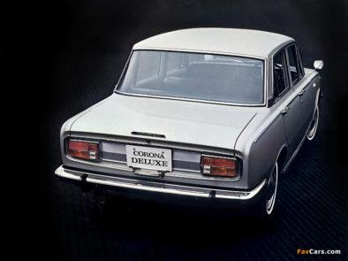 Toyota Corona RT40- A Forgotten Glory 8