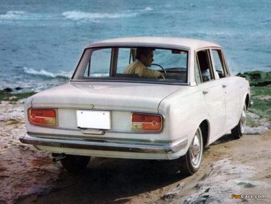 Toyota Corona RT40- A Forgotten Glory 11