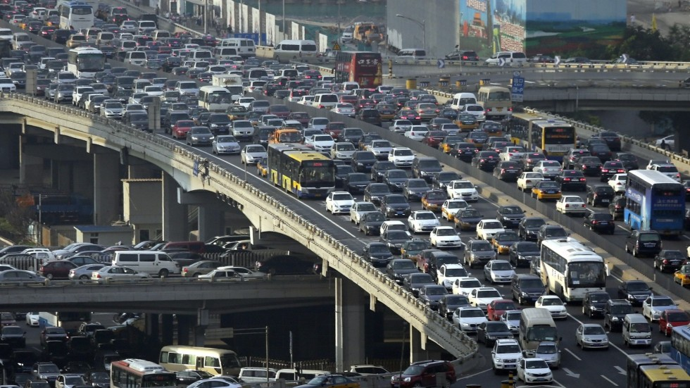 13.28 Million Vehicles Registered In China This Year 9