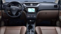 FAW Sirius S80 Gets A Facelift In China 7