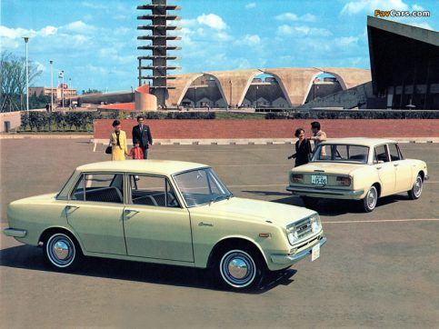 Toyota Corona RT40- A Forgotten Glory 10