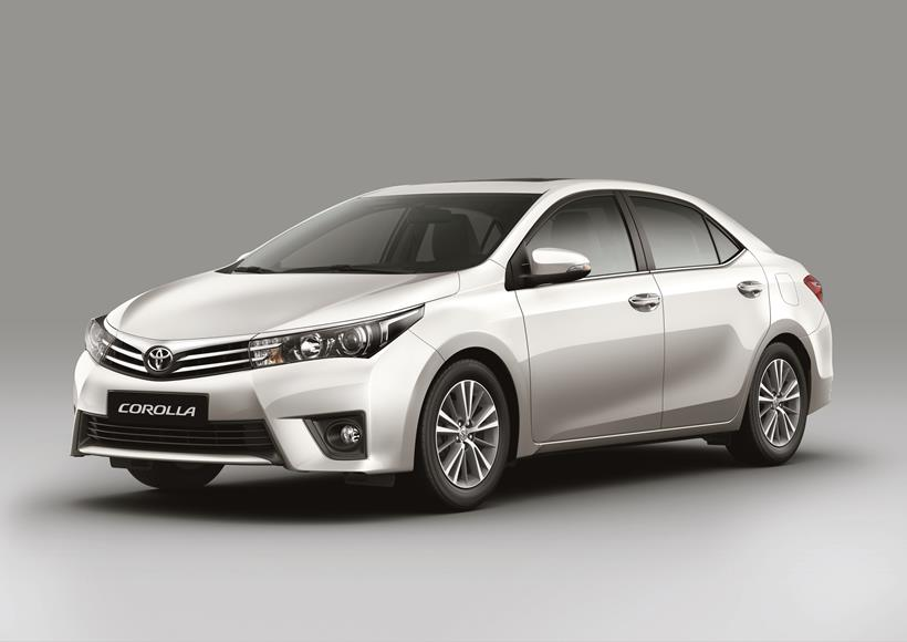 Toyota Corolla – World's Best-Selling Car In 1H 2016 1