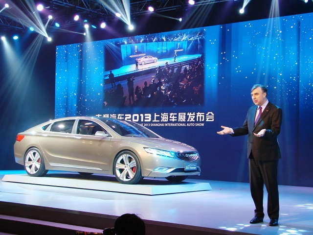 World Famous Designers Now Designing Chinese Cars 4
