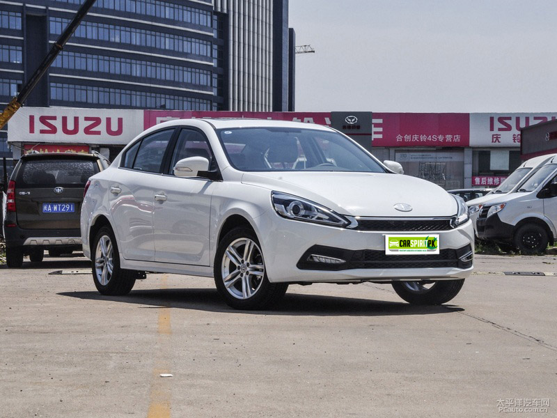 FAW All Set To Launch A70 Sedan In China 14