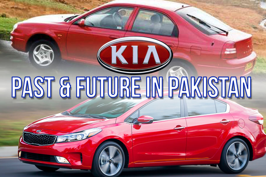 KIA In Pakistan: Past And The Future.. 2