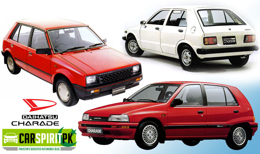 Daihatsu Charade- The Most Successful Hatchback Of Its Era 1