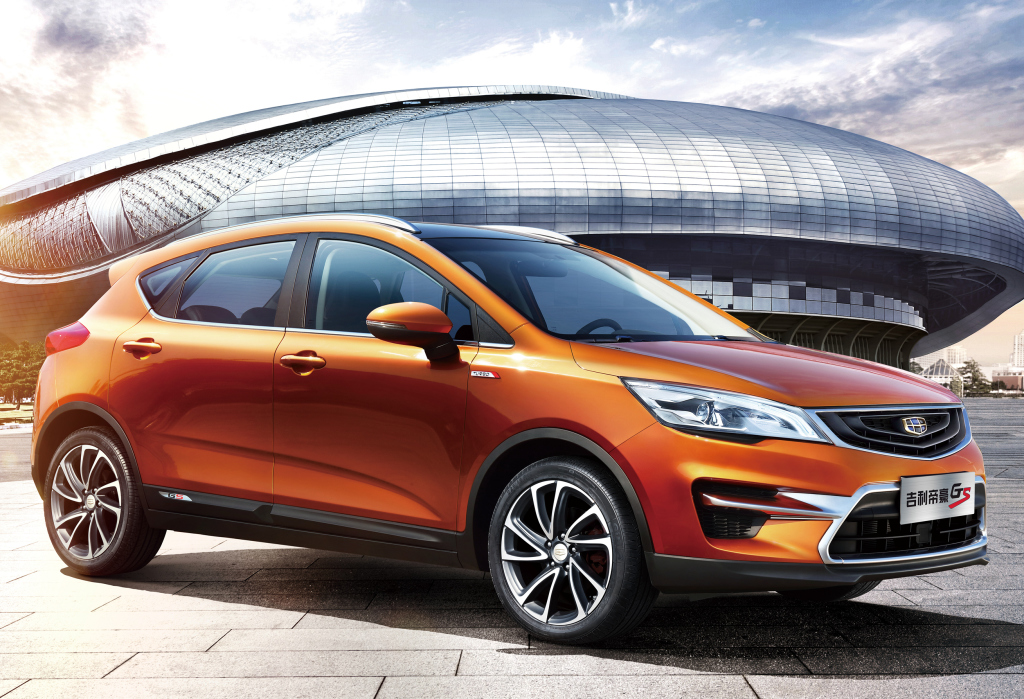 Volvo Influenced Geely Producing Some Stunning Vehicles 10