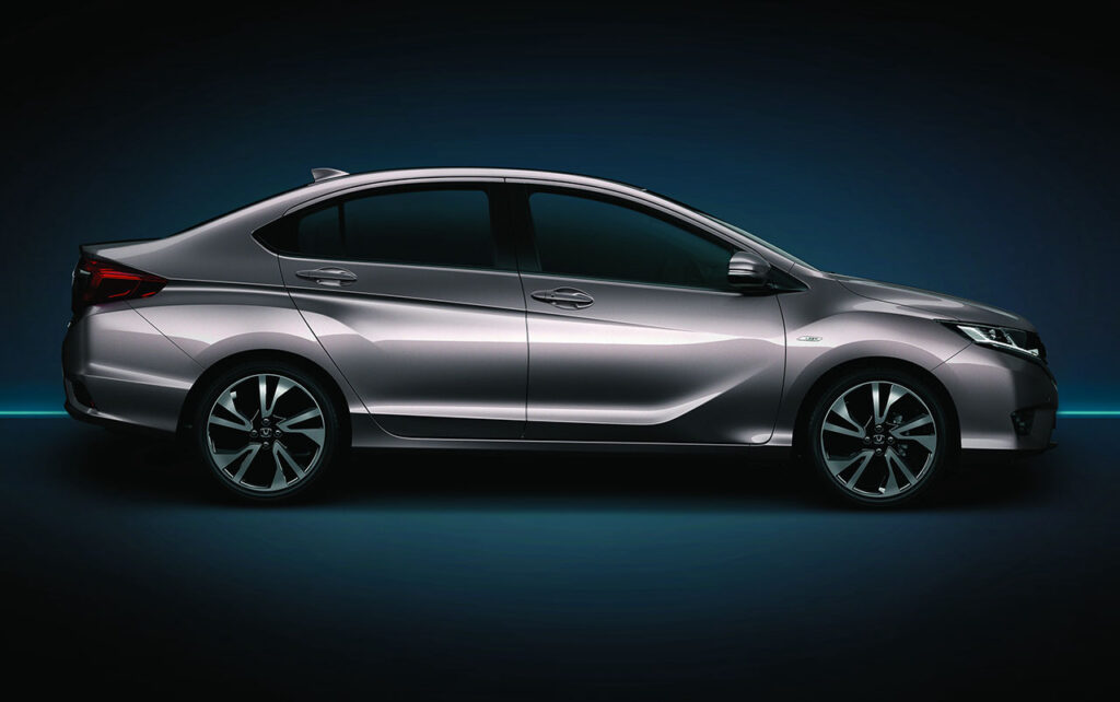 2017 Honda City Facelift To Launch Soon In International Markets 8