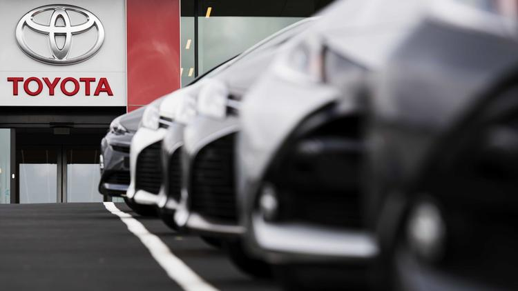 Toyota is recalling 337,000 vehicles for third time 1