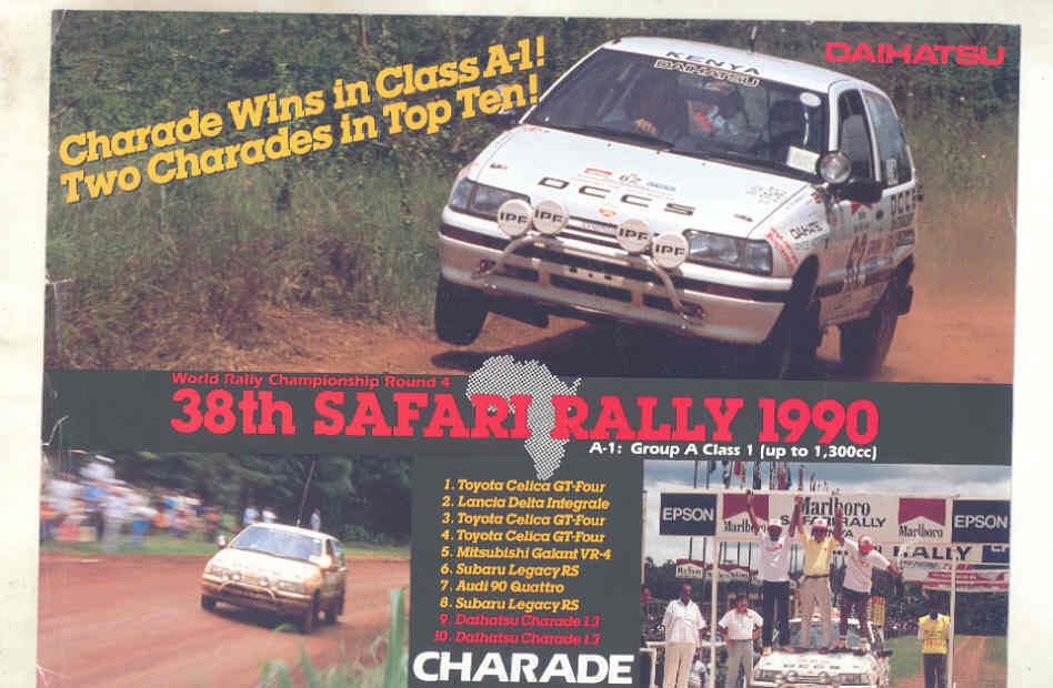 Daihatsu Charade- The Most Successful Hatchback Of Its Era 2