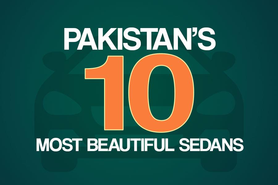 10 Most Beautiful Sedans In Pakistan 1