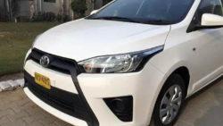 2017 Toyota Yaris To Ride On TNGA-B Platform 4