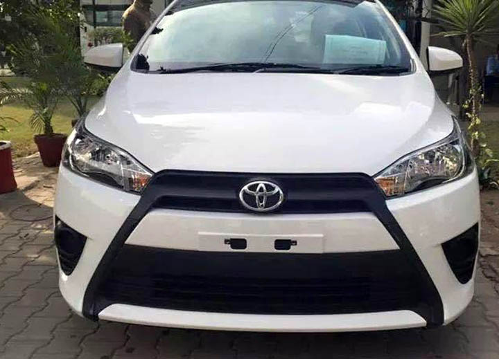 2017 Toyota Yaris To Ride On TNGA-B Platform 2