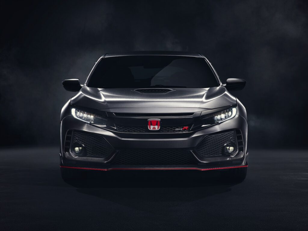 All-New Honda Civic Type R Concept Revealed Ahead of 2016 Paris Motor Show 8