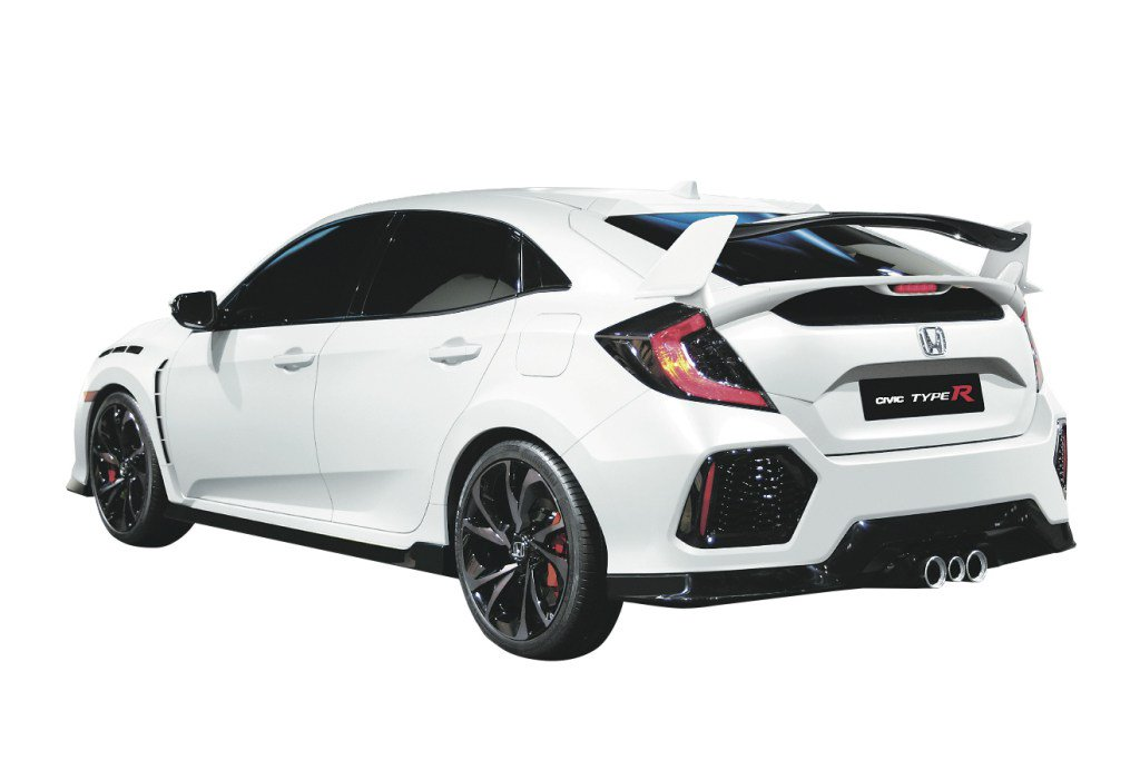 2017 Honda Civic Type-R To Release In August 2017 3