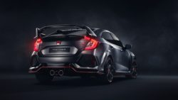 All-New Honda Civic Type R Concept Revealed Ahead of 2016 Paris Motor Show 7