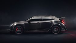 All-New Honda Civic Type R Concept Revealed Ahead of 2016 Paris Motor Show 6
