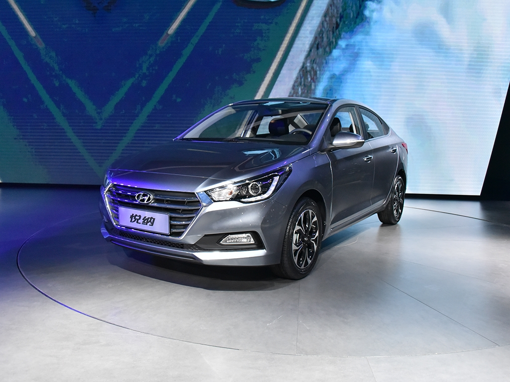 The 2017 Hyundai Verna Has Made Its World Debut 16