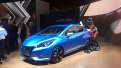 2017 Nissan March Makes Its Debut At Paris Motor Show 7