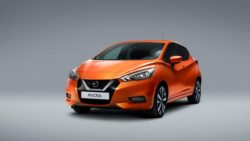 2017 Nissan March Makes Its Debut At Paris Motor Show 2