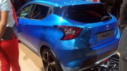 2017 Nissan March Makes Its Debut At Paris Motor Show 8