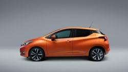 2017 Nissan March Makes Its Debut At Paris Motor Show 3