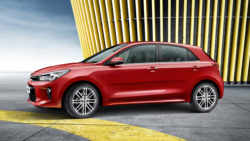 Offical Pictures: The 2017 Kia Rio 5