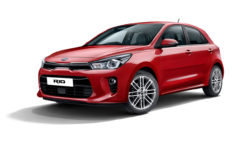 Offical Pictures: The 2017 Kia Rio 8