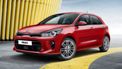 Offical Pictures: The 2017 Kia Rio 4