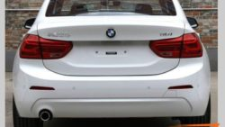 BMW 1 Series Sedan To Debut At Guangzhou Auto Show 6