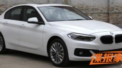 BMW 1 Series Sedan To Debut At Guangzhou Auto Show 3