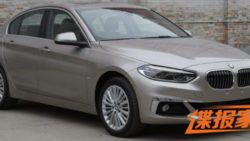BMW 1 Series Sedan To Debut At Guangzhou Auto Show 4